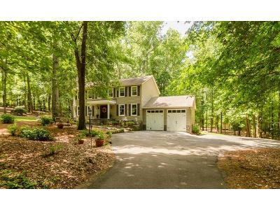 Evans Single Family Home For Sale: 614 Fox Hunt Lane