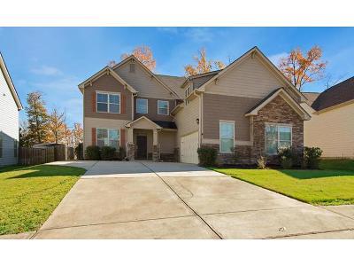 Hidden Creek Single Family Home For Sale: 912 Golden Bell Lane