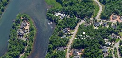 Evans Residential Lots & Land For Sale: 1581 River Island Pkwy