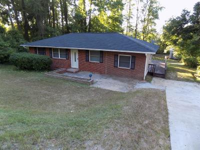 Augusta Single Family Home For Sale: 3631 Belair Road