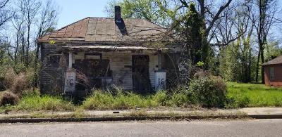 Augusta Single Family Home For Sale: 16 Gregg Street