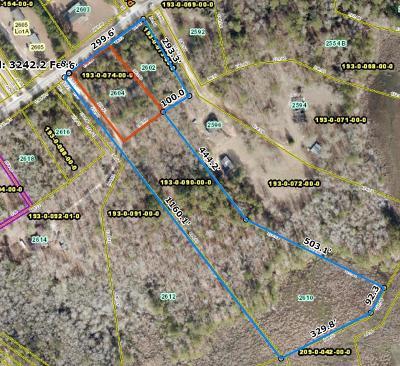 Residential Lots & Land For Sale: 0000 Patterson Bridge Road