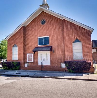 Augusta Commercial For Sale: 1232 Anderson