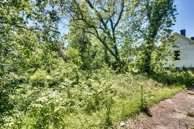 Augusta Residential Lots & Land For Sale: 1531 Forest Street