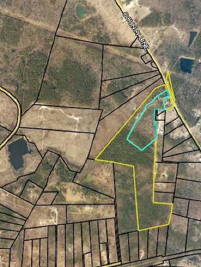 McDuffie County Residential Lots & Land For Sale: 1095 County Line Road