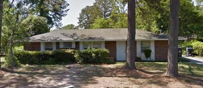 Augusta Single Family Home For Sale: 2238 Raleigh Drive