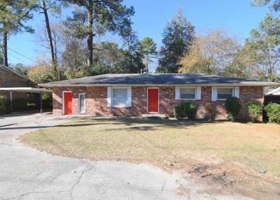 Augusta Single Family Home For Sale: 2395 Wheeless Road