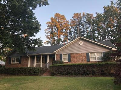 Augusta Single Family Home For Sale: 2908 Mayfair Road