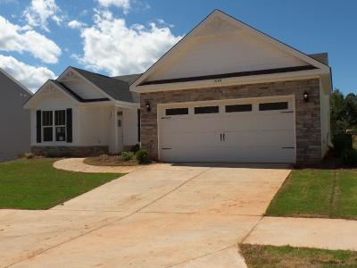 Edgefield County Single Family Home For Sale: 1190 Gregory Lake Drive