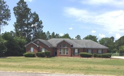 Hephzibah GA Single Family Home For Sale: $179,000