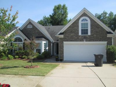 Grovetown Single Family Home For Sale: 3208 Sweet Meadow Court