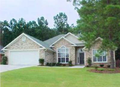 Columbia County Single Family Home For Sale: 5809 Carriage Hills Drive