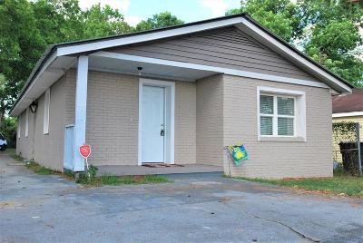 Augusta Single Family Home For Sale: 1731 Essie McIntyre Blvd