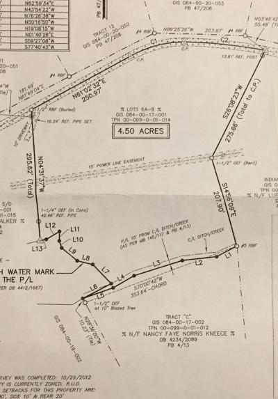 Aiken Residential Lots & Land For Sale: Lot 6a-B Beaver Branch Road