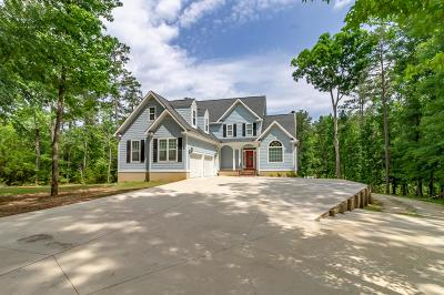 Appling Single Family Home For Sale: 6535 Eubank Drive
