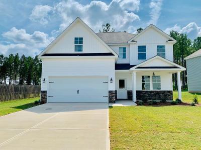Grovetown Single Family Home For Sale: 808 Chesham Avenue