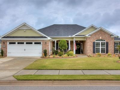 Grovetown Single Family Home For Sale: 213 Carlow Drive