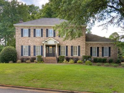 Martinez Single Family Home For Sale: 602 Muirfield Court