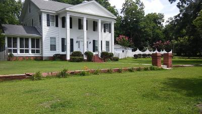 Hephzibah Single Family Home For Sale: 2513 Hwy 88