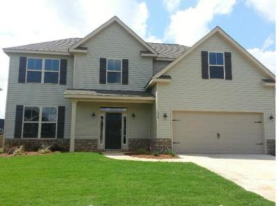 Grovetown Single Family Home For Sale: 1306 York Drive