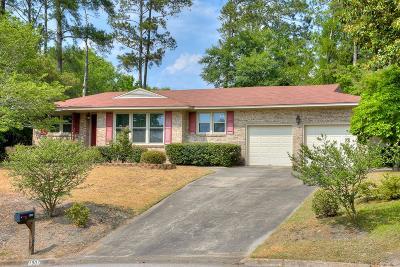 North Augusta Single Family Home For Sale: 1907 Whitebark Avenue