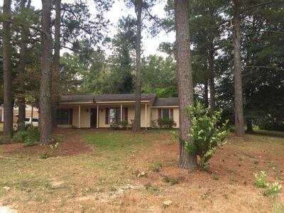Augusta Single Family Home For Sale: 4001 Rio Pinar Drive
