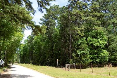 Lincolnton Residential Lots & Land For Sale: 1600 Cartledge Road