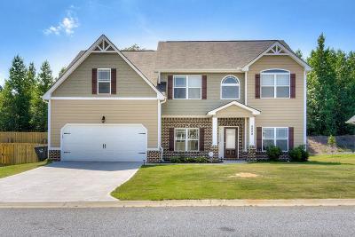 Grovetown Single Family Home For Sale: 5020 Vine Lane