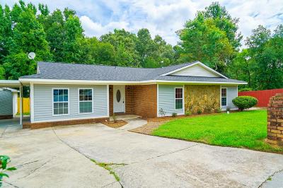 Hephzibah Single Family Home For Sale: 3601 Gibralter Drive