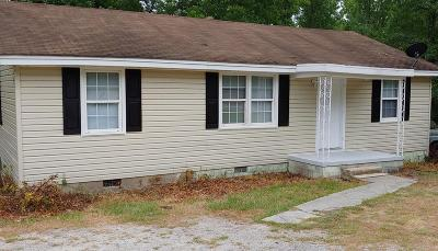 Thomson Single Family Home For Sale: 1657 Warrenton Hwy