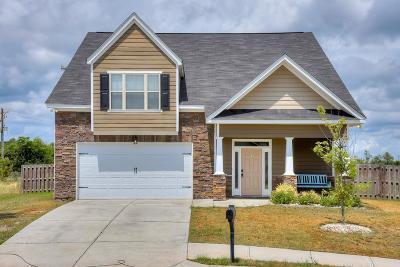 Aiken Single Family Home For Sale: 196 Sierra Drive