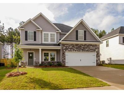 Grovetown Single Family Home For Sale: 812 Chesham Avenue