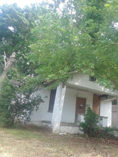 Augusta Single Family Home For Sale: 106 Forsythe Street