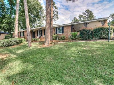 Augusta Single Family Home For Sale: 636 Canterbury Drive