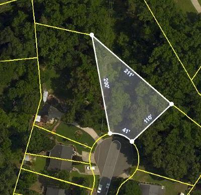 North Augusta Residential Lots & Land For Sale: 465 Carrage Lane