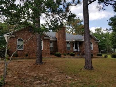 North Augusta Single Family Home For Sale: 2101 Howard Mill Road