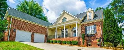 Evans Single Family Home For Sale: 120 Pond View Road
