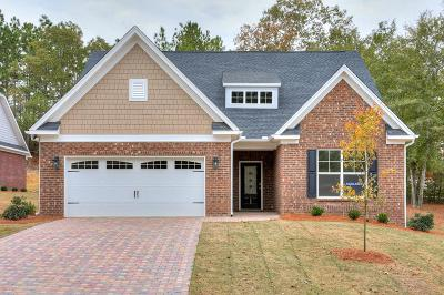 Aiken Single Family Home For Sale: 126 Poppy Court