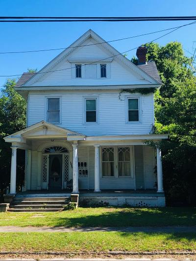 Augusta Single Family Home For Sale: 2349 Wrightsboro Road