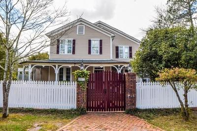 Aiken Single Family Home For Sale: 207 Colleton Avenue SW