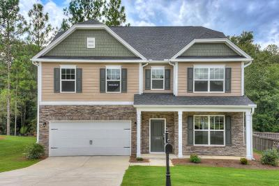 Aiken Single Family Home For Sale: 1081 Prides Crossing