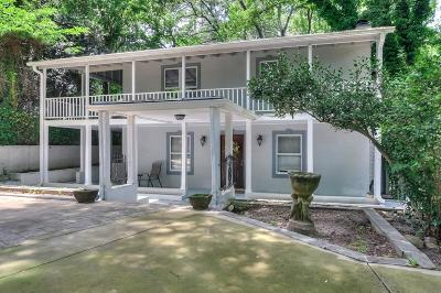 Augusta Single Family Home For Sale: 511 Peachtree Road