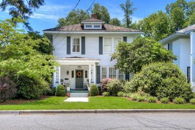 Augusta Single Family Home For Sale: 2620 Helen Street