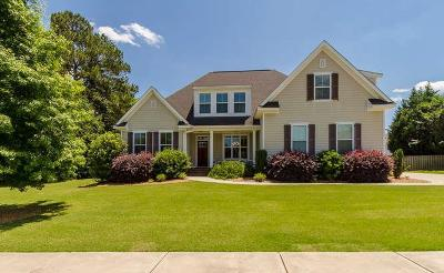 Grovetown Single Family Home For Sale: 628 Burgamy Pass
