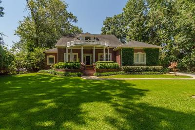 Clarks Hill Single Family Home For Sale: 267 River Bend Drive