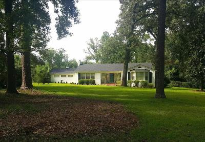Augusta Single Family Home For Sale: 3111 Walton Way Ext