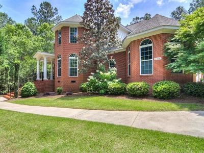 Aiken Single Family Home For Sale: 2036 Cardigan Drive