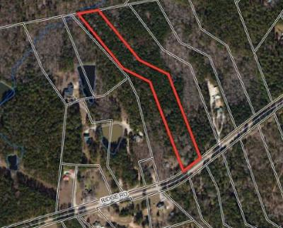 Appling Residential Lots & Land For Sale: Ridge Road