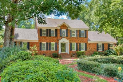 Augusta Single Family Home For Sale: 804 Camellia Road