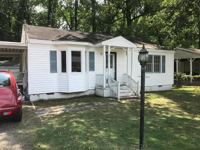 Augusta Single Family Home For Sale: 2217 Woodward Avenue